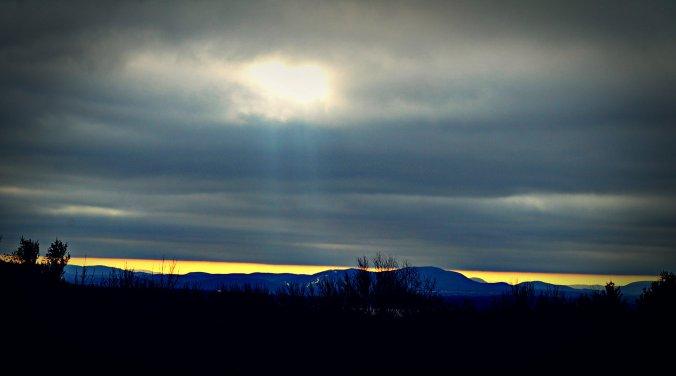 Greylock sun