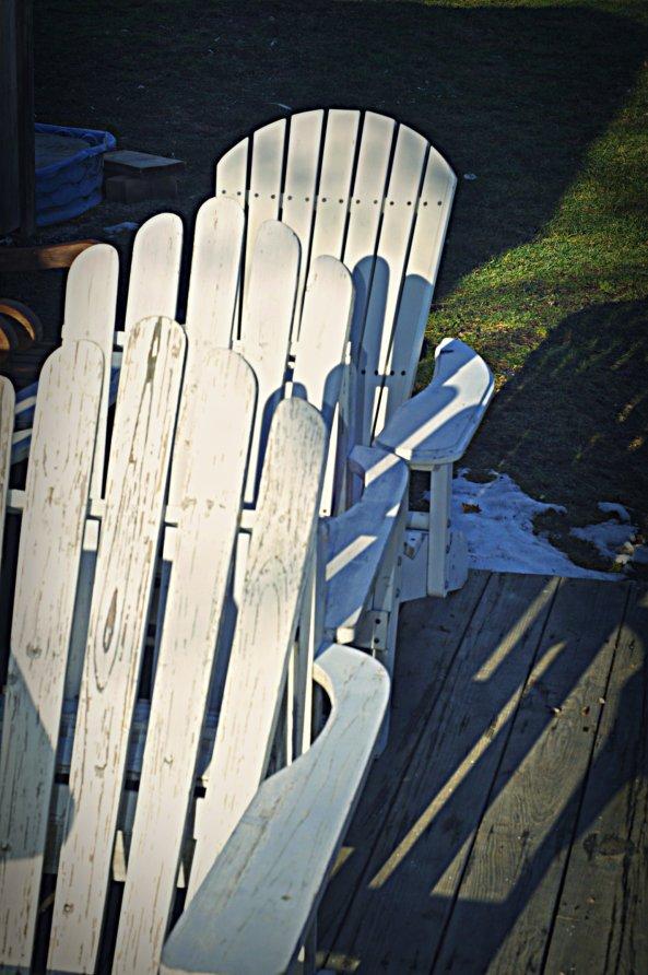 mud chairs