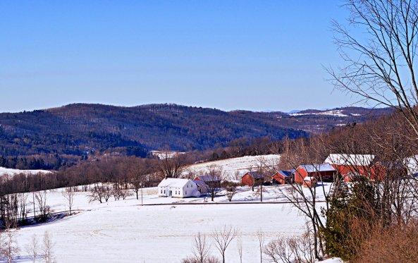2013 snowy farm
