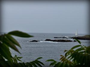 Ogunquit view w boat