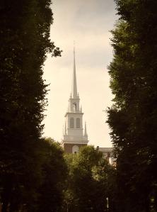 Boston Old First Church