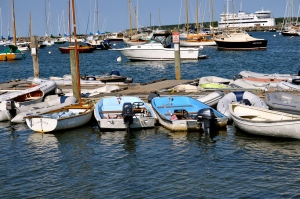 Vinyard Haven Harbor